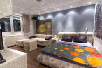 Central Park Apartments - Apartment mit 1 Schlafzimmer und Terrasse - Cara Dusana-Straße
