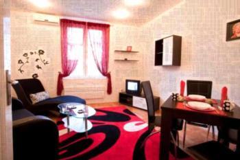 Apartments Lola - Apartment mit 1 Schlafzimmer