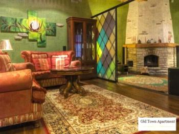 OldTownApartment - Deluxe Apartment (6 Erwachsene)