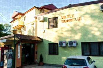 Vilele Soarelui - Apartament typu Superior z balkonem