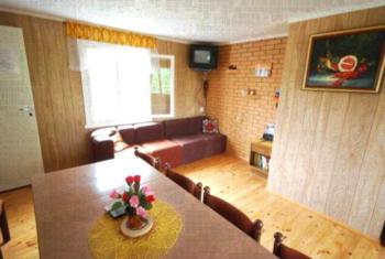 Kõrgesaare Holiday Home - Familienzimmer mit Gemeinschaftsbad