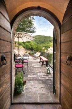 Residence Menotre - Studio mit Balkon