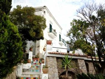 Villa Vincenzo Di Meglio - Apartament z 1 sypialnią