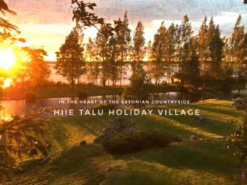 Hiie Talu - Apartment mit 2 Schlafzimmern
