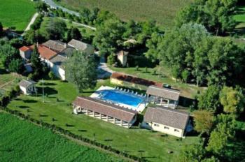 Agriturismo Il Mulino del Vescovo - Apartment mit Poolblick