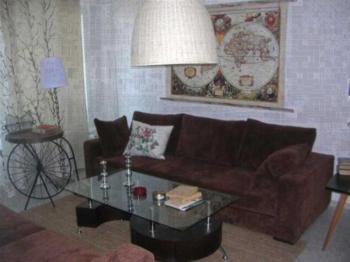 VIP Flat 5 Minutes Zaimov Park - Apartment mit 1 Schlafzimmer und Balkon