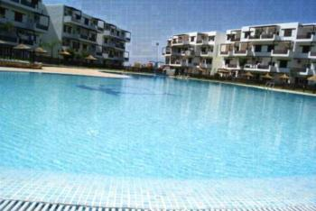 Appartement Mirador Golf - Apartment mit Poolblick