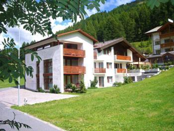 Apart Chasa Miramont, (Samnaun Dorf). Chasa Miramont Appartement 11