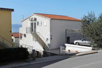 Apartament w miejscowości Baška Voda (Makarska), pojemność 4+1 osób