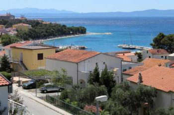 Apartament w miejscowości Baška Voda (Makarska), pojemność 2+2 osób