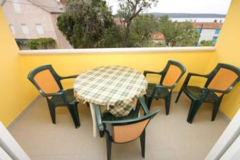 Apartment in Nerezine (Lošinj), capacity 4+0