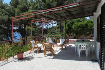 Apartment in Mali Lošinj (Lošinj), capacity 4+1