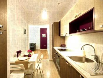 Solunska Apartment - Apartment mit 1 Schlafzimmer und Balkon