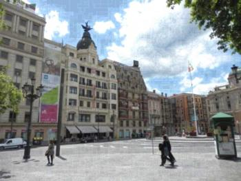 Arriaga Apartments - Apartment mit 2 Schlafzimmern