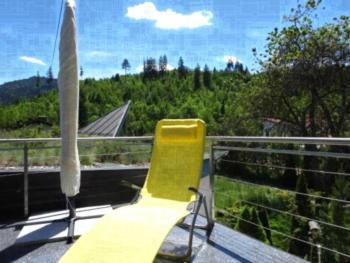 Alpin-Check-in - Apartment mit Blick auf die Berge