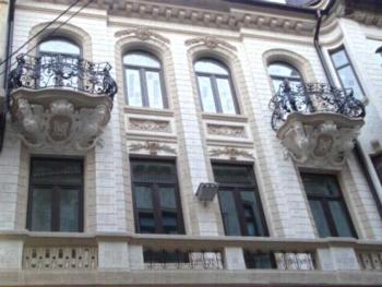 Old Town Heritage Apartment - Apartment mit Balkon