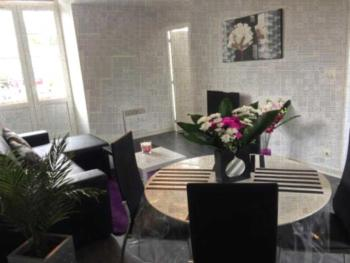 Appartement Bayeux F3 - Apartment mit Balkon