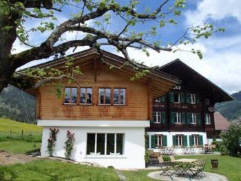 Lenk Lodge Ferienwohnung 4-Bett-Wohnung