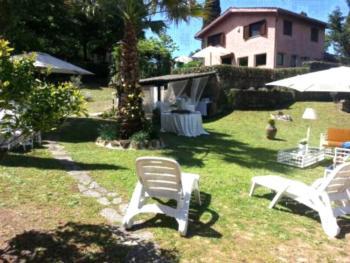 Villa Christian e Michelle - Apartment mit 1 Schlafzimmer und Balkon
