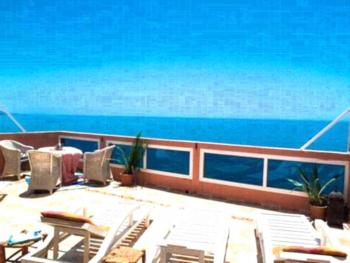 Taghazout Apartments - Apartment mit Blick auf die Berge