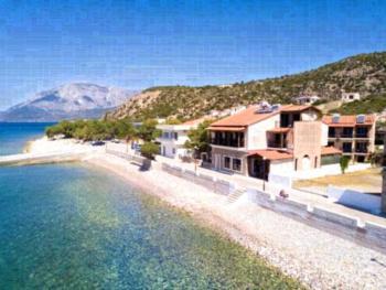 Amfilissos Hotel - Apartment mit Balkon