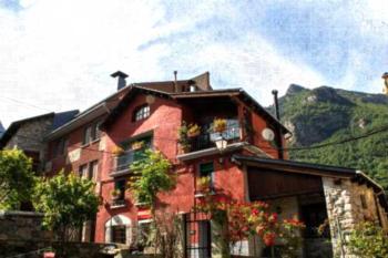 La Caseta de Sastre - Apartment mit Blick auf die Berge
