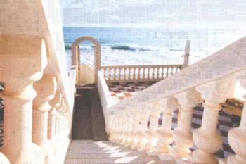 Taghazout Apartments - Apartment mit Balkon