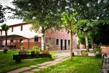 Agriturismo Arca Teveraccio - Apartment mit 1 Schlafzimmer