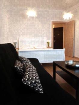 Budapest Residence - Apartment mit 1 Schlafzimmer und Terrasse