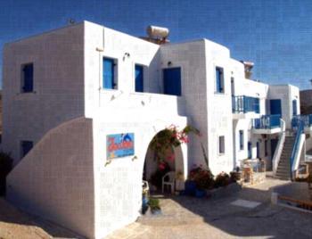 Ioanna Rooms - Apartment mit 3 Schlafzimmern und Meerblick