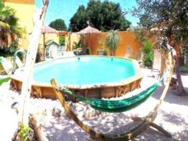 Gite Saint Julien - Apartment mit 1 Schlafzimmer (2 Erwachsene + 2 Kinder)