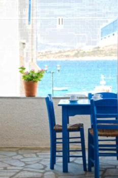 Studios Eleni - Apartment mit 2 Schlafzimmern und Terrasse