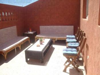 Residence Lalla Amina - Studio mit Terrasse