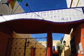 Hotel Camino del Mar - Studio (2 Erwachsene + 1 Kind)