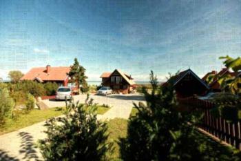 Vila Inga - Studio mit Blick auf das Kurische Haff