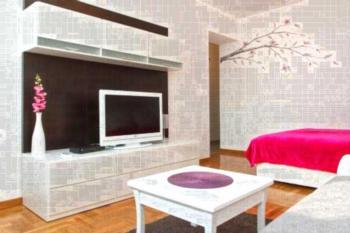 Stay In Apartments - Apartment mit 1 Schlafzimmer und Balkon
