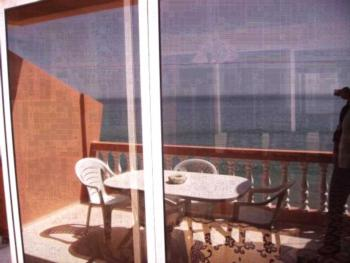 Strand-Surfwohnung in Taghazout - Apartment mit Meerblick