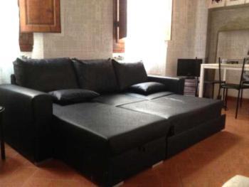 Il Conventino - Apartment mit 3 Schlafzimmern (6 Erwachsene)