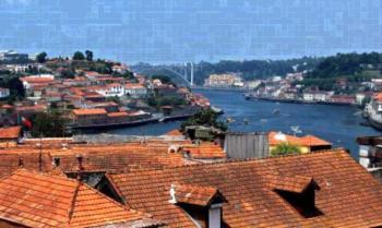 Oporto River and Ribeira Views - Maisonette-Apartment