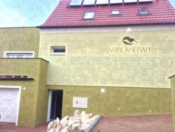 Villa Kiwi - Deluxe Studio mit Terrasse