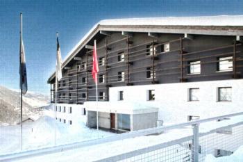 Ferienwohnung Casa Canorta Stotz, (Disentis / Mustér). Ferienwohnung mit Dusche/WC, 65 m2 für max. 4 Personen 1537