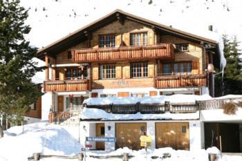 Ferienwohnung Tgèsa Tieni Cavegn, (Camischolas). Ferienwohnung mit Dusche/WC, 46 m2 für max. 6 Personen 224.02B