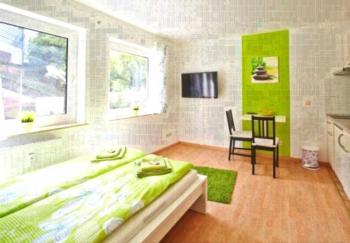 Wohlfühl-Apartment Freiburg City - Apartment (2 Erwachsene)