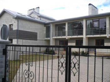 Melluži Apartment House - Apartment mit 1 Schlafzimmer und Schlafsofa