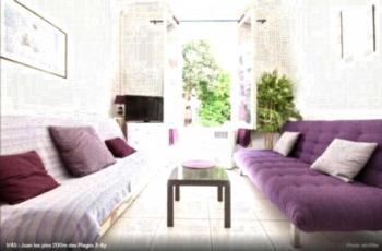 Studio Juan les Pins - Apartment mit Terrasse - Le Tanit