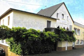 Ferienwohnungen Gästehaus Gerhild - Apartment mit 1 Schlafzimmer und Balkon