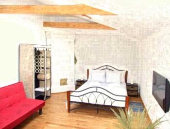 Sunny Loft Studio - Studio-Apartment