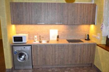 Tuju Apartamentai - Apartment mit Terrasse