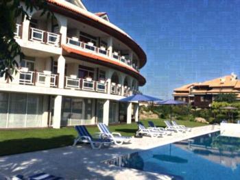 Apolonia Apartments - Apartament z 1 sypialnią, balkonem i widokiem na morze