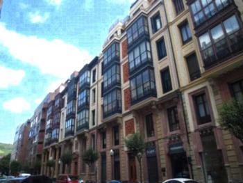 AppBilbao - Apartment mit 1 Schlafzimmer und Terrasse